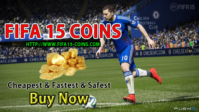 BUY THE CHEAPEST AND 100% SECURE FIFA 15 COINS