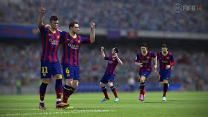 Much better than the previous version FIFA15