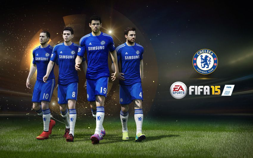 FIFA 15 brings soccer to life in stunning detail