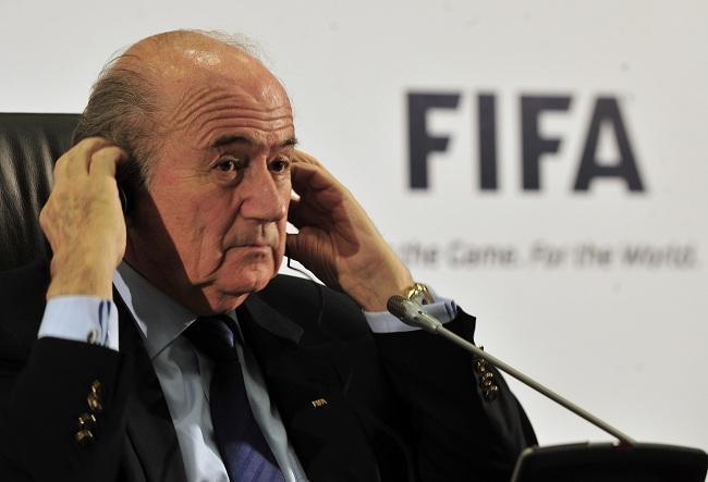Sepp Blatter vs. Roger Goodell