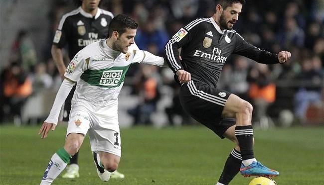 Isco, FIFA 15