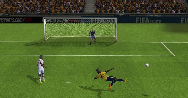 FIFA 15, update