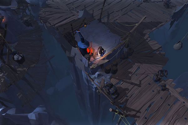 A New Death Mechanic Was Obtained By Albion Online