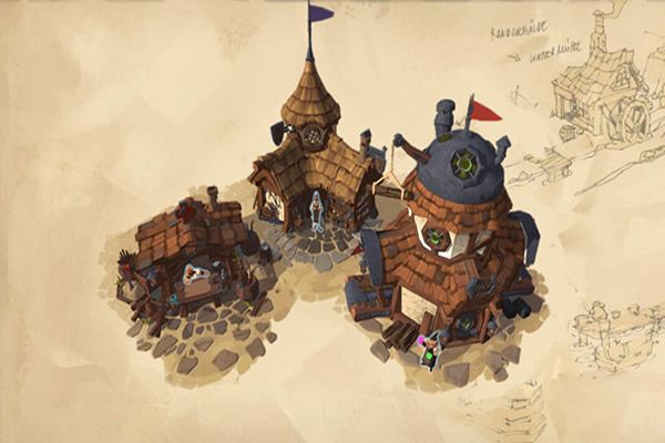 Albion Online Real Estates Overview And Player Housing Details