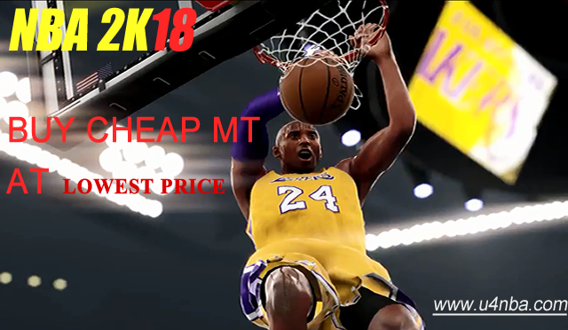 A Small Update Of NBA 2K18 With Eough Cheap NBA 2K18 MT