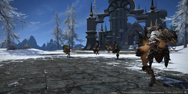FFXIV Free Trial Provided 14 Days To Check Out The MMO