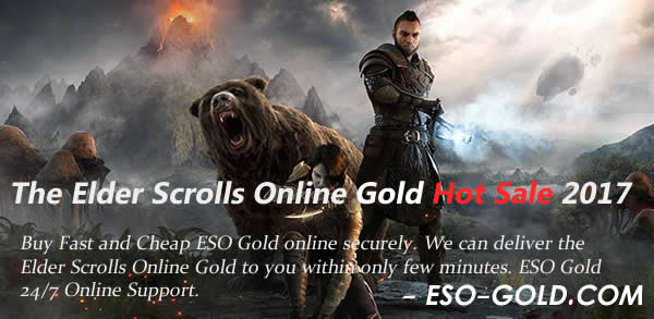 ESO-Gold Delivers Trusted Cheap ESO Gold To The Customers