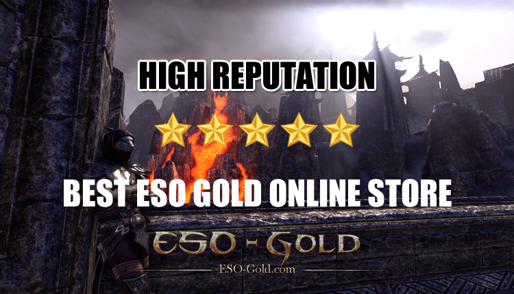 Huge Stock Of ESO Gold At ESO-GOLD Keep Lowest Price