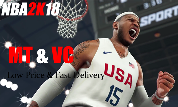 U4NBA Offers You Cheap NBA 2K18 MT To Help You In Game