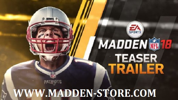 Madden 18 Will Be Released On August 25,2017