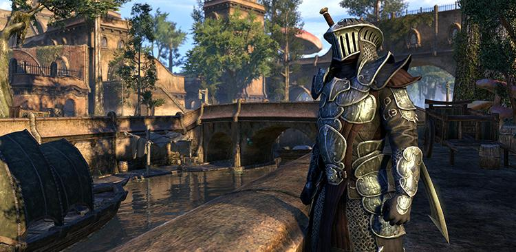 The Elder Scrolls Online - New Morrowind Video To Show Vvardenfell