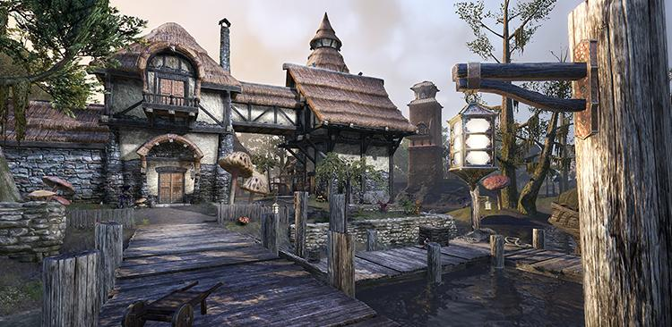 Solo Players In The Elder Scrolls Online: Morrowind