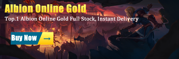 UpAlbion Will Reveal More Info About Albion Online And Cheap Gold