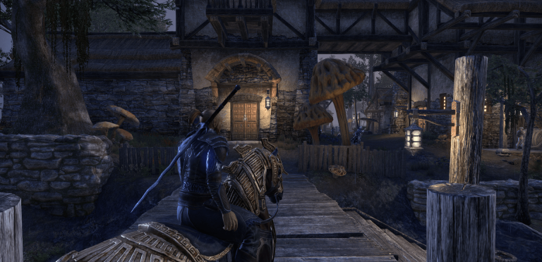 The Elder Scrolls Online Is Optimized For Xbox Scorpio