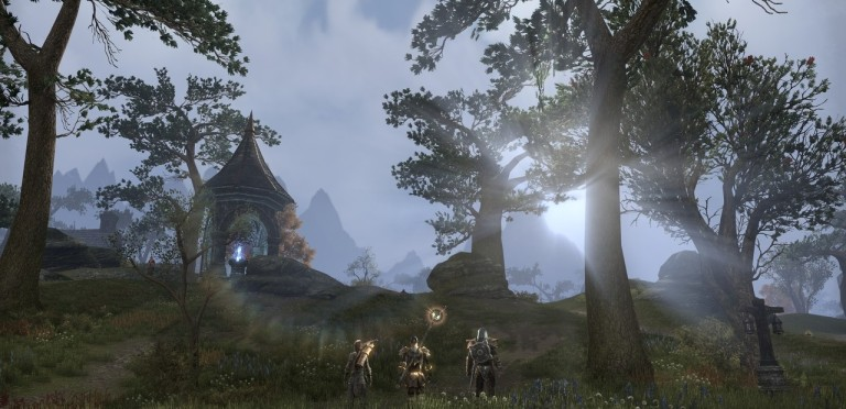 Start A New And Epic Adventure In The Elder Scrolls Online: Morrowind