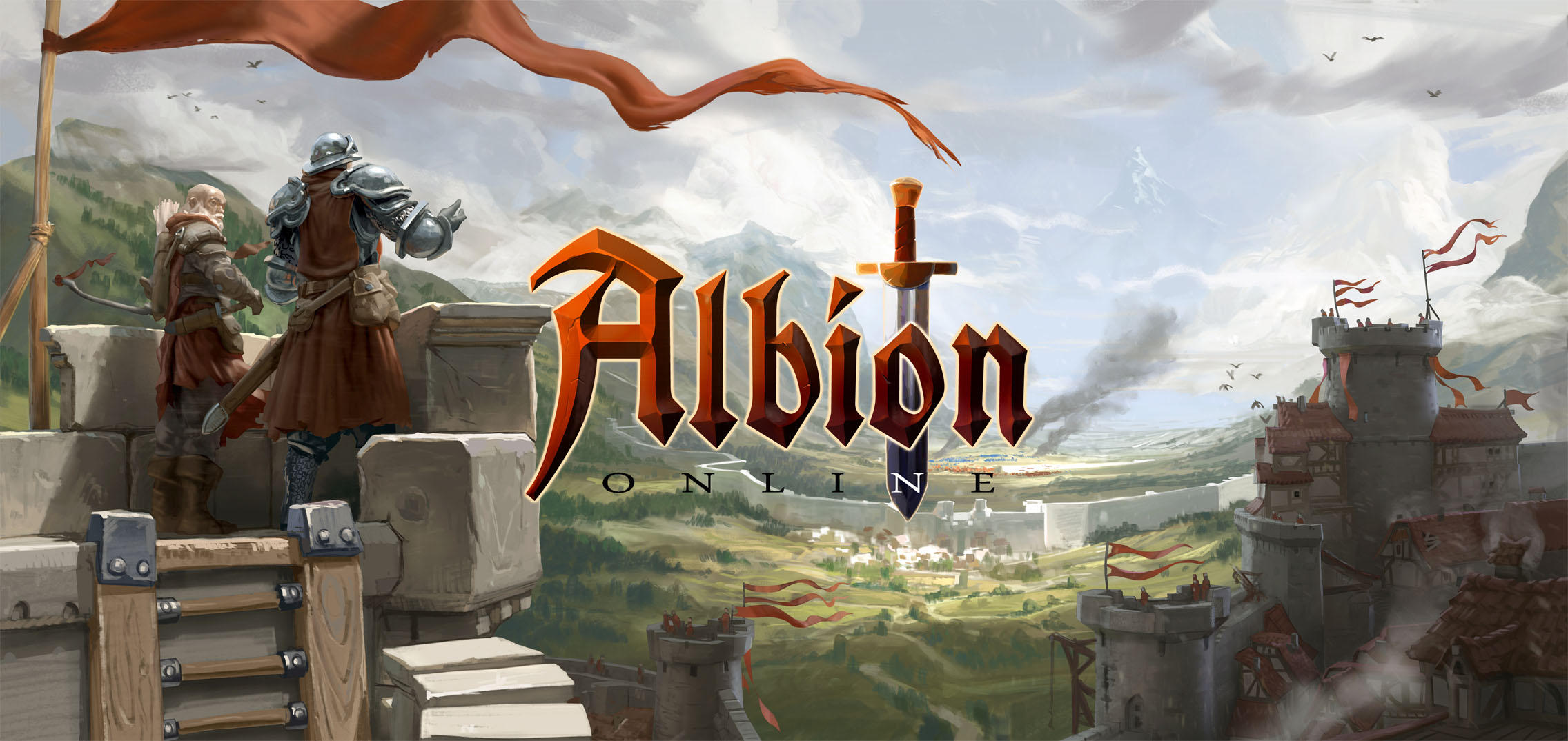 The Albion Online MMORPG Will Be Officially Launched