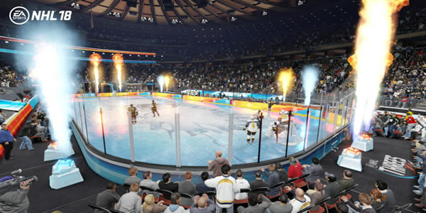 NHL 18: The Storyline And Career Mode Needs A Serious Makeover