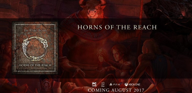 Horns Of The Reach Was Announced By The Elder Scrolls Online