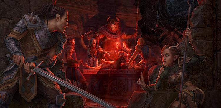 Horns Of The Reach Are New Dungeons Available To ESO Players After Download