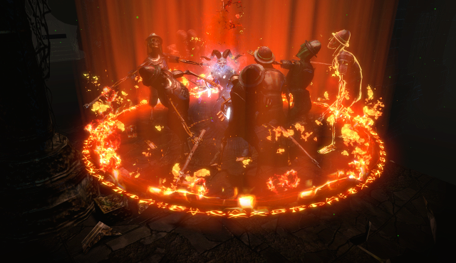 Path Of Exile: The Combat Is Sometimes Quite Difficult